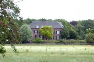Haus Hardenberg bij Anholt