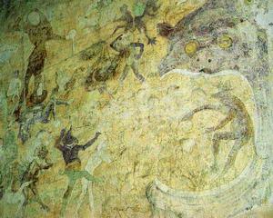 Middeleeuwers met hun beperkingen voelden existentiële angst voor het hiernamaals.